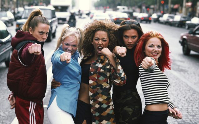 The Spice Girls Want To Make Their Very Own Superhero Movie