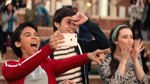 WIN: Cast Yr Mind Back To Yr First Love With Preview Tix To 'Love, Simon'