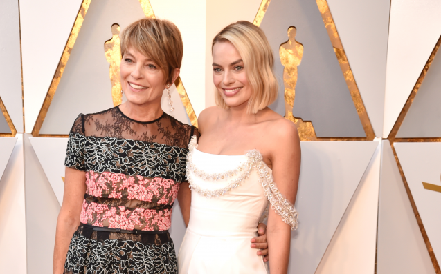 Margot Robbie Becomes Chanel Ambassador on Oscars Day