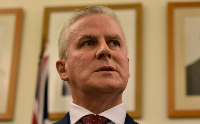 Michael McCormack named new National leader, Deputy PM