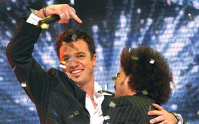 Image result for shannon noll australian idol