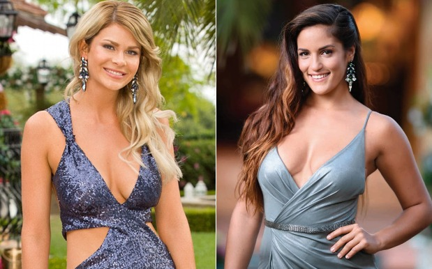 SPICE ALERT: Megan Marx & Elora Murger Hook Up On 'Bachelor In Paradise