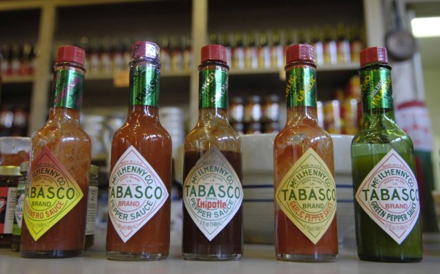 Tabasco Sauce Is Under Existential Threat Thanks To Goddamn Climate Change