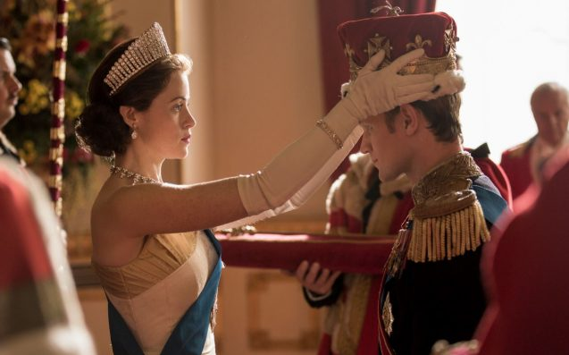'The Crown' Producers Admit Star Claire Foy Was Paid Less Than Matt Smith