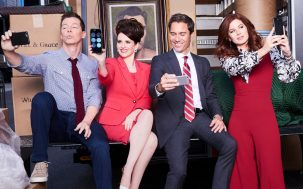 The 'Will & Grace' Reboot Scored A 3rd Season, So Party Like You're Karen