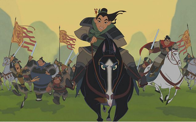Here's What We Definitely Know About Disney's Live-Action 'Mulan' So Far