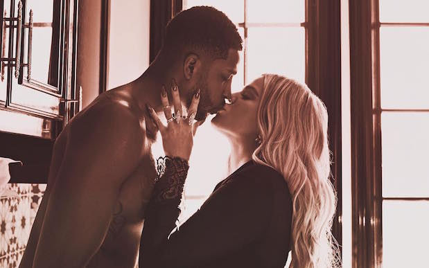 Footage Drops Of Tristan Thompson Cheating On Pregnant GF Khloé Kardashian