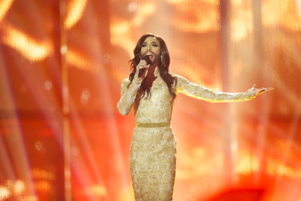 Austrian drag queen Conchita Wurst says she's HIV-positive