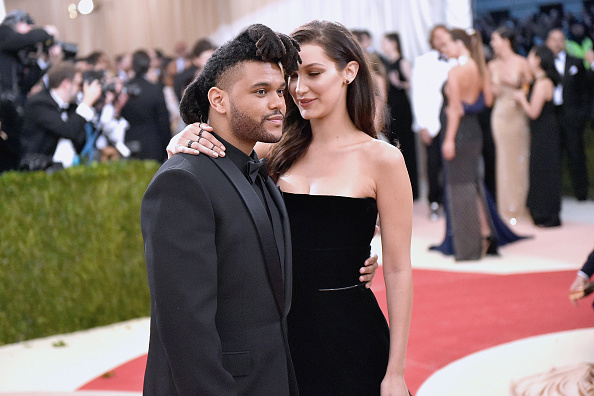~Aesthetic~Exes Bella Hadid & The Weeknd Reportedly Smewching At Coachella