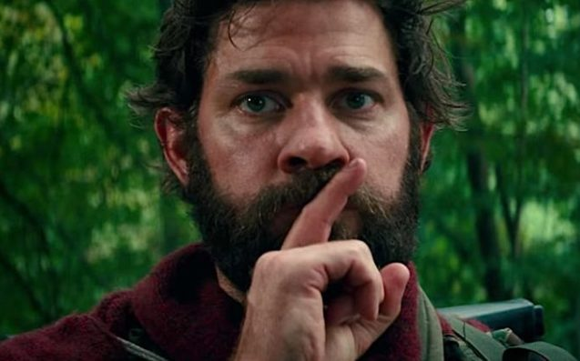 'A Quiet Place' sounds off with huge $50.3 million debut