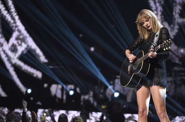Taylor Swift Releases Two Recordings for One-Time Enemy Company Spotify