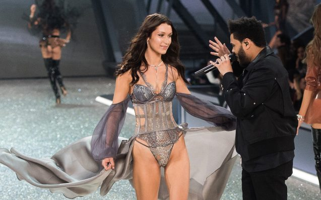 Bella Hadid Chanels Her Inner Shaggy To Deny Pashing The Weeknd At Coachell