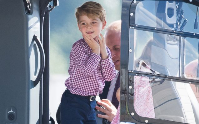 El Principe Charles >> An Instagram Dedicated To Sassy Prince George Memes Is All You Need Today
