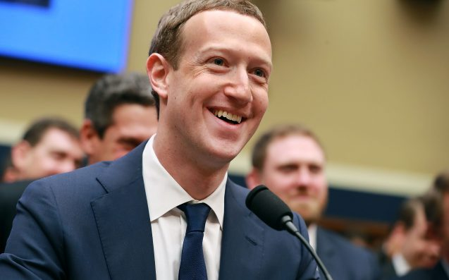 The Zuck Himself Claims He Had His Data Yanked By Cambridge Analytica