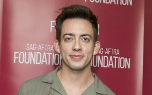 Ariana Grande's New Song Inspired 'Glee' Star Kevin McHale To Come Out