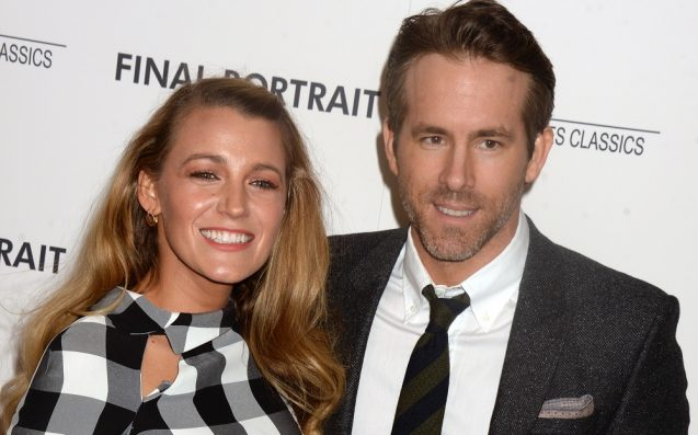 Ryan Reynolds laughs off rumours about marriage to Blake Lively