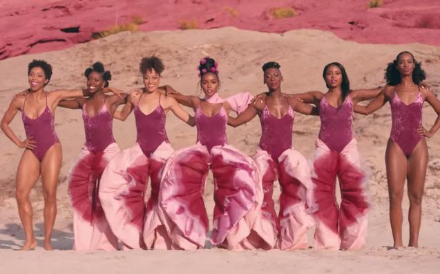 Janelle Monáe's New Video Clip Is A Bubblegum-Toned Ode To The Vagina