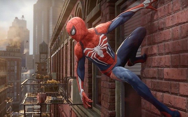 Marvel's 'Spider-Man' Game Has A Release Date & Our Spidey Sense Is Raging