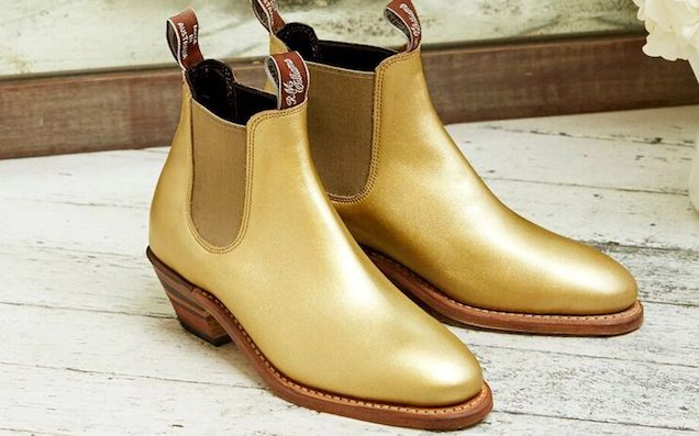 Those Gold RMs Are Back If You Want To Let People Know You Went To Private School