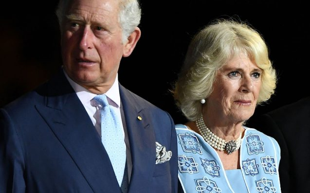 Camilla Looked Bored Rigid At The Commonwealth Games Opening Ceremony