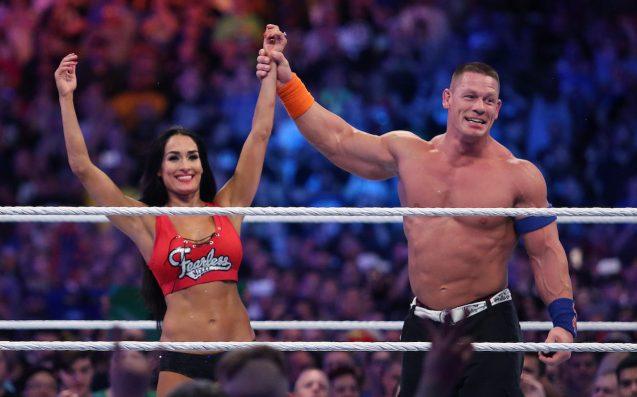 John Cena & Nikki Bella Announce Breakup, Essentially Chokehold Our Hearts