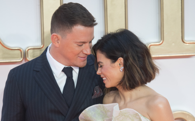 I GIVE UP: Channing Tatum & Jenna Dewan-Tatum Announce Their Separation