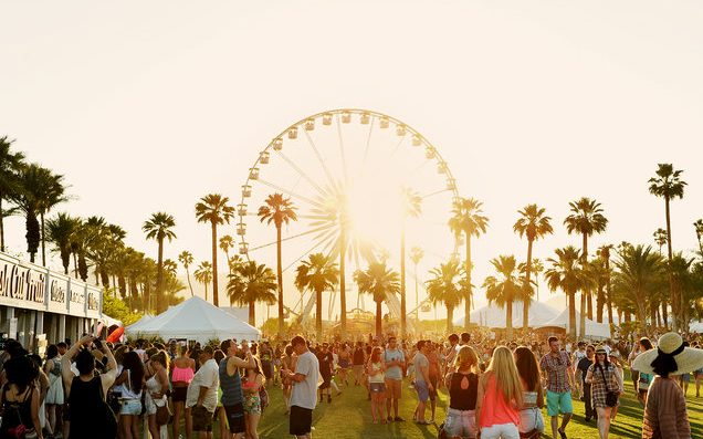Hold Onto Yr Wanderlust: Coachella Is Being Sued By A Rival Festival