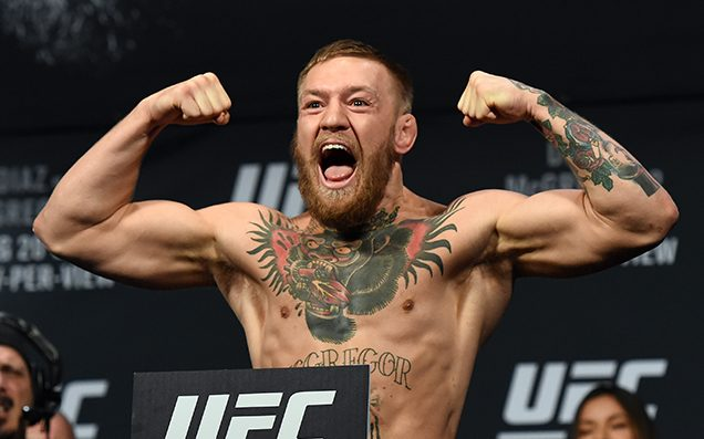 Conor McGregor Has Been Arrested & Is Expected To Be Charged With Assault