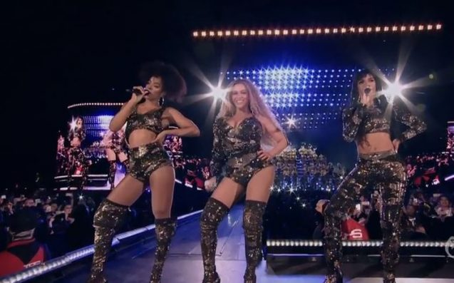 Destiny's Child & Solange Just Joined Beyoncé On Stage & Everyone's Crying