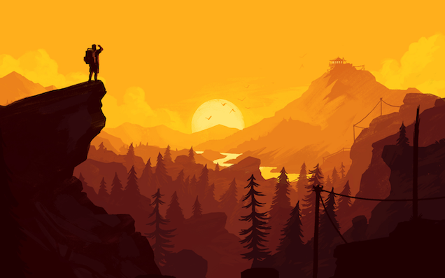 Incredible Indie Game 'Firewatch' Is Coming To The Nintendo Switch