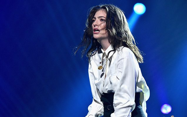 Lorde Deletes Instagram Post After Fans Make Whitney Houston Connection