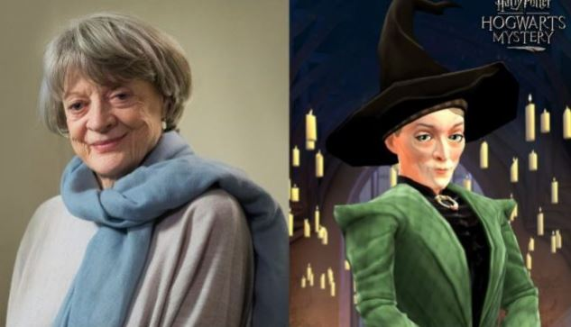 PSA: Maggie Smith Is Back To Sass You In New 'Harry Potter' Phone Game