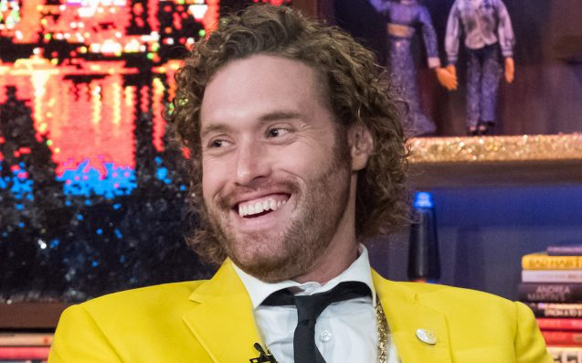 TJ Miller arrested for allegedly calling in fake bomb threat on train