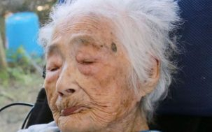 Nabi Tajima, 'World's Oldest Person',  Dies Aged 117 In Japan