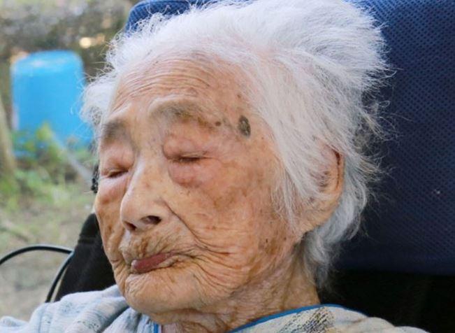 Nabi Tajima, 'World's Oldest Person',  Dies Aged 117 In Japan