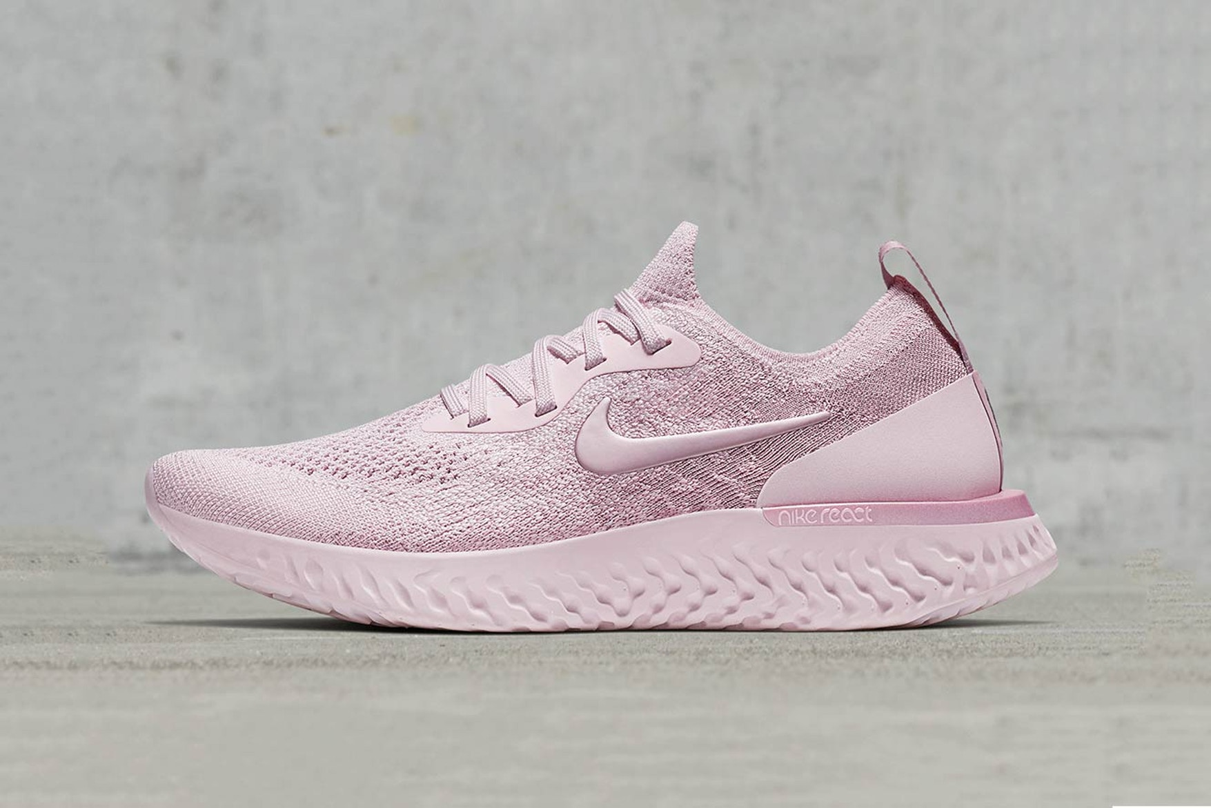 Nike Have Released An Unashamedly 100 Baby Pink Shoe That