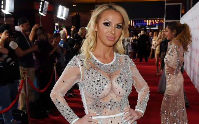 Porn star Nikki Benz files sexual assault lawsuit against co-star, Brazzers