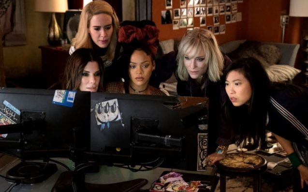 """WATCH: The """"Ocean's 8"""" Trailer Is Here And It Looks Fabulously Glamorous"""