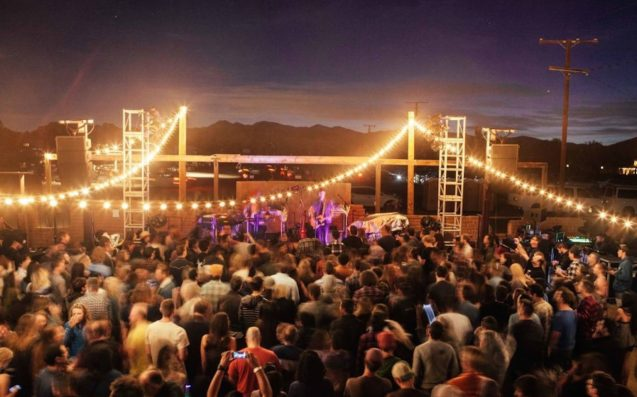 Meet The Tiny Bar In The Cali Desert Where Almost Every Coachella Act Plays