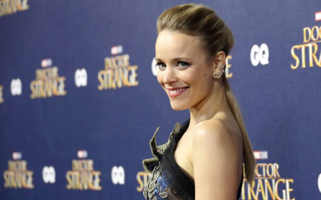 Rachel McAdams Welcomes Her First Child With Boyfriend Jamie Linden