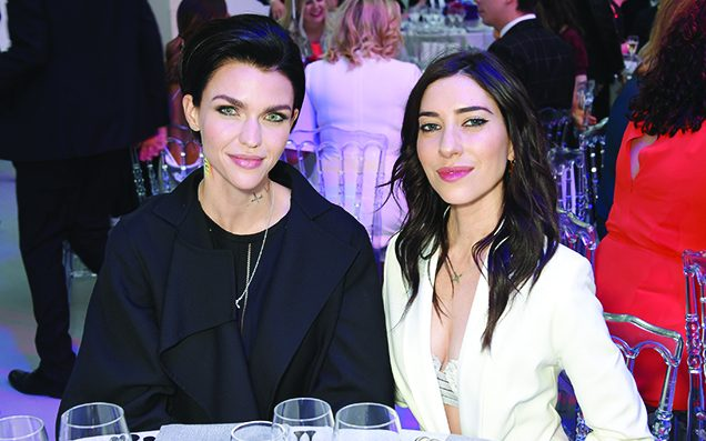Ruby Rose confirms split from singer Jess Origliasso