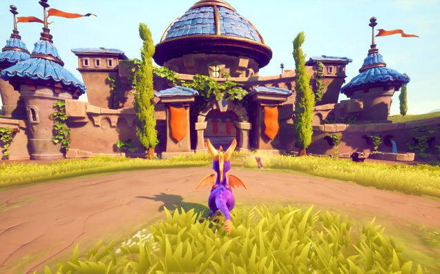 Spyro The Dragon Is Copping A Shiny Remaster Like His Mate Crash Bandicoot