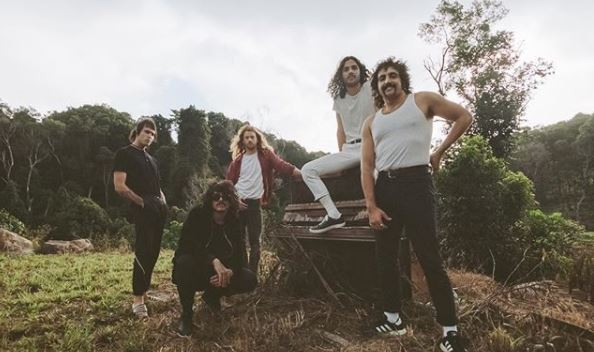 Sticky Fingers Give First Interview Since Returning From Hiatus
