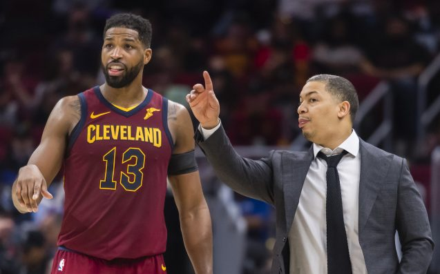Tristan Thompson's Return To Social Media Isn't What Anyone Expected