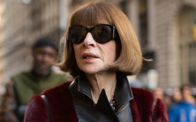 Anna Wintour Is Reportedly Leaving Vogue After Thirty Insanely Chic Years