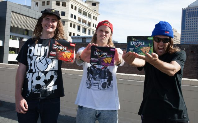 WIN: Tix To Our Doritos Crackers Gig ft. Dune Rats DJ Set & Gooch Palms