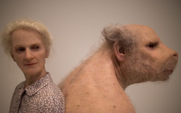 We Checked Out The Loving Weirdness Of Patricia Piccinini's 'Curious Affection'