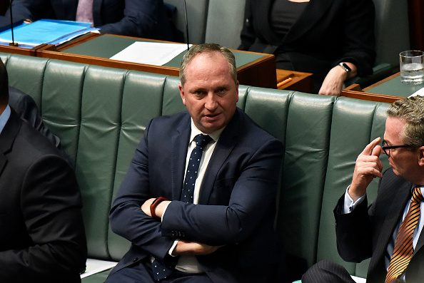 Barnaby Joyce takes personal leave, will return to Parliament in August