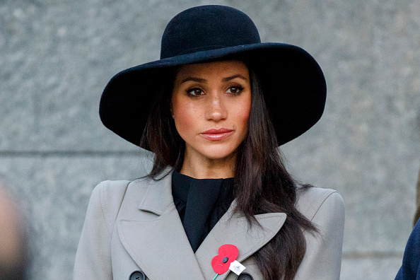 Meghan Markle Confirms Her Father Will Not Be Attending The Big Day