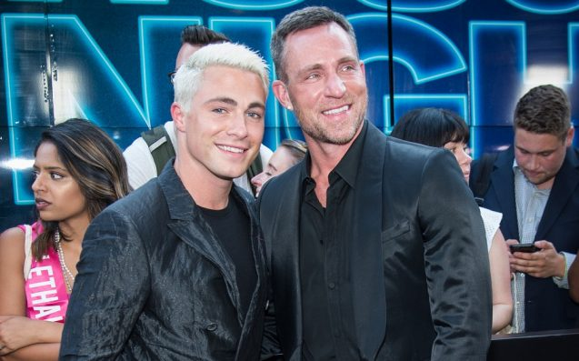 Colton Haynes and Husband Jeff Leatham Split After Six Months of Marriage